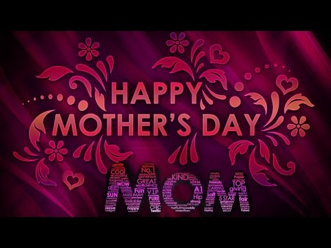 Happy Mother's Day Poem Song To mom, with love