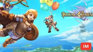 Royal Crown Fantasy Battle Royale RPG