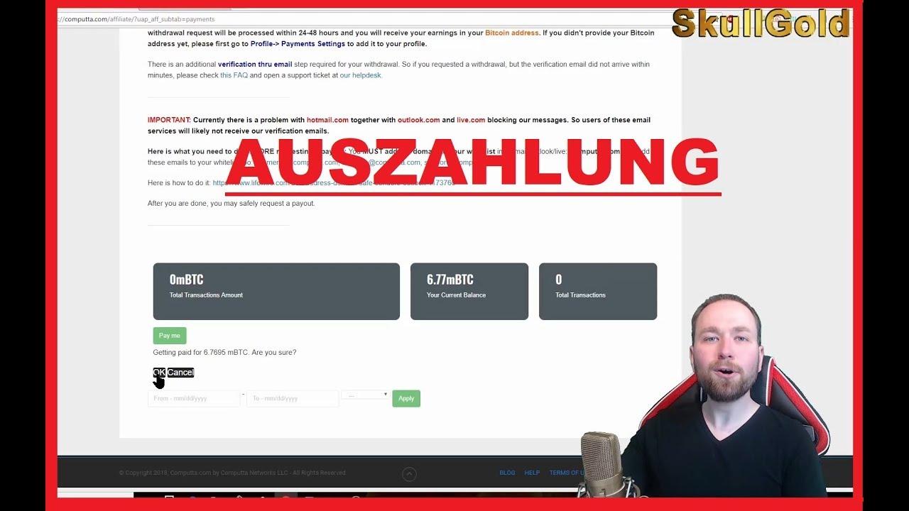 Bitcoin Mining Deutsch