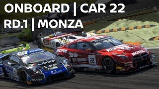 Epic Onboard -  GT-R NISMO GT3 at Monza