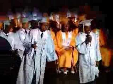 Benjamin E. Mays 20080529 Grads Sing