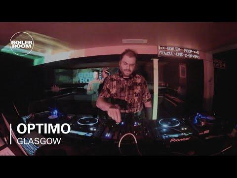 Optimo Sub Club x Boiler Room Glasgow DJ Set
