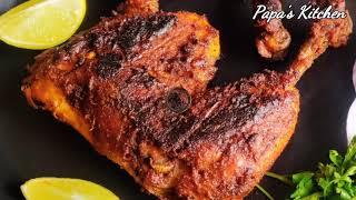 Tandoori Chicken Restaurant style