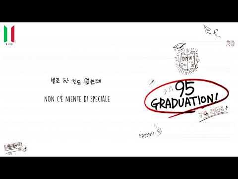 [SUB ITA] V & JIMIN - 95 Graduation