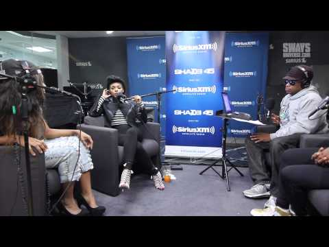 PT. 4 Janelle Monae Opens up on Sexuality on Sway in the Morning