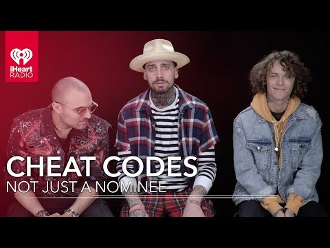 Cheat Codes Are Cryptocurrency Cowboys | 2018 iHeartRadio Music Awards