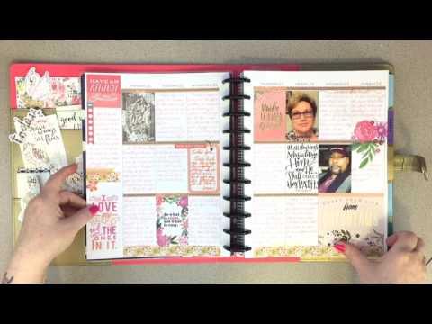 Faith Journal flip through