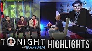 "TWBA: AJ answers the ""half-brother"" issue with Aga Muhlach"