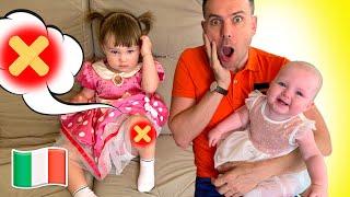 La Boo Boo Canzone - Canzoni per bambini + karaoke con Cinque Bambini