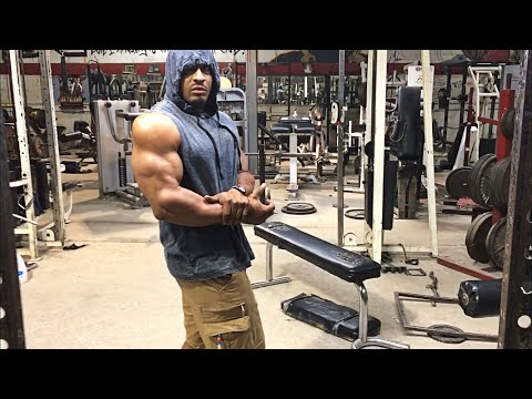 10 Weeks Out | The 2018 Branch Warren Classic | The Iron Assassin