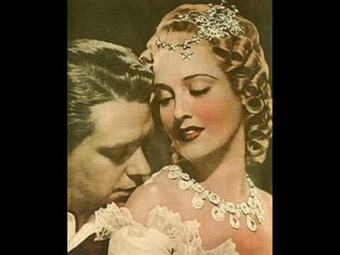 Jeanette MacDonald: Lover Come Back To Me, 1940