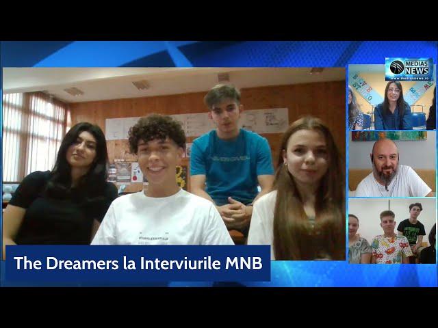 The Dreamers la Interviurile Medias News Blog