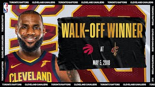 Walk-Off Winner By LBJ | #NBATogetherLive Classic Game