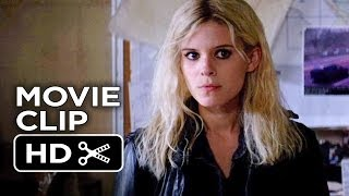 Transcendence Movie CLIP - Tell Me About Evelyn (2014) - Kate Mara, Paul Bettany Movie HD