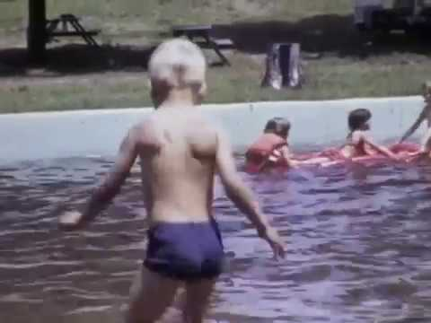 Mullers Park Oakland NJ Summer 1966