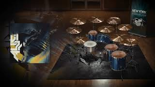 NORTHLANE Freefall | Drums Only | Superior Drummer 3