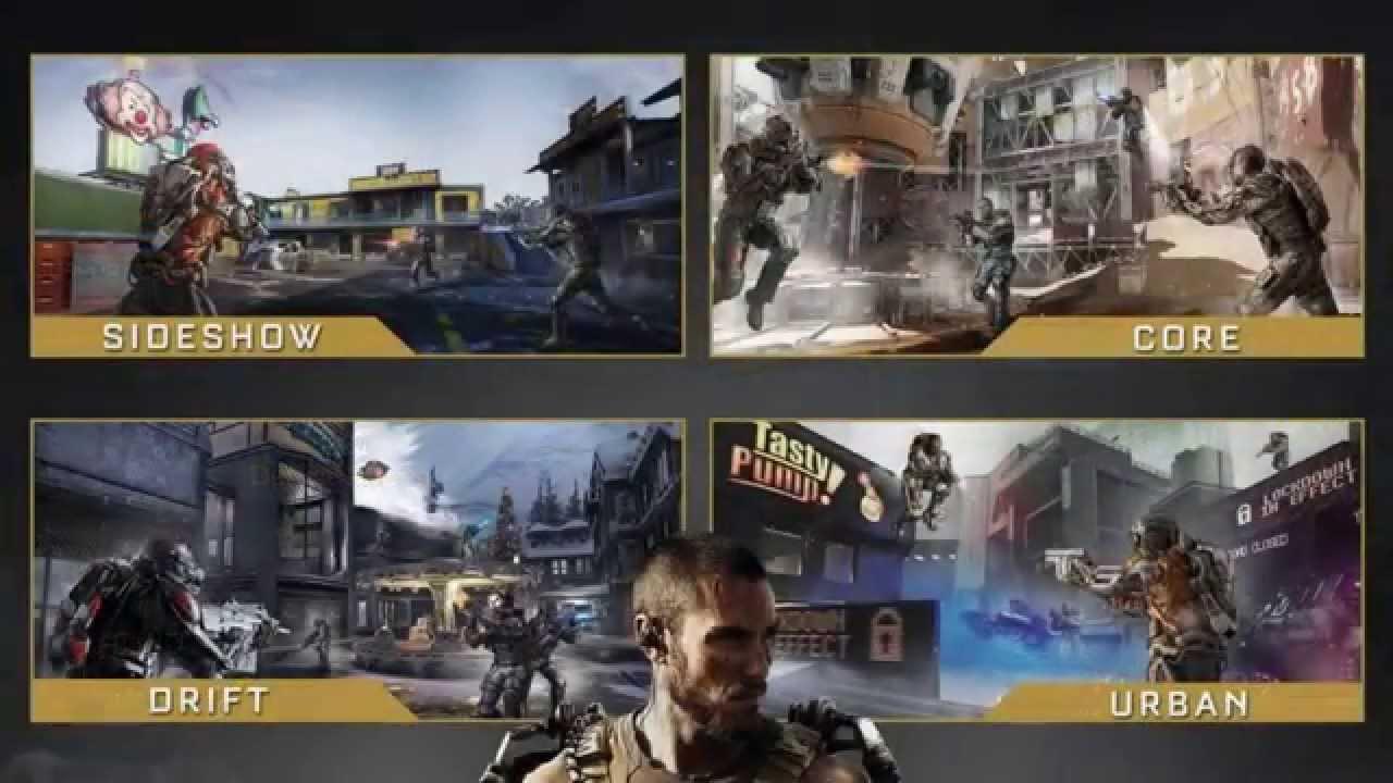Call of Duty: Advanced Warfare HAVOC DLC Map Pack 1 - New EXO ... Call Of Duty Advanced Warfare Next Map Pack on