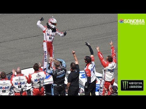 Recap: Harvick gets first win of the season at Sonoma Raceway