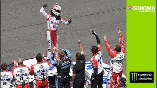 Recap: Harvick gets first win of the season at Sonoma Raceway