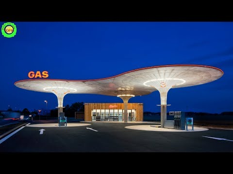 Top 10 Biggest Gas Stations in The World