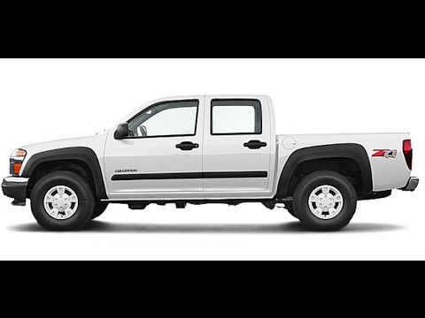 2006 Chevrolet Colorado Codigo B1382 Youtube