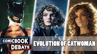 Evolution of Catwoman in Movies & TV in 7 Minutes (2019)