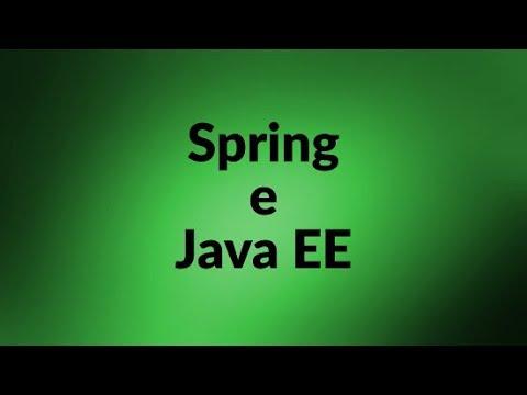 01 - Che legame c'è tra Spring e Java EE?
