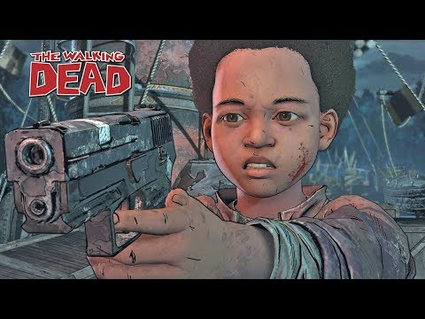 THE WALKING DEAD : THE FINAL SEASON #14 | CORREU TUDO MAL