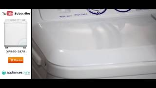 6kg Haier Twin Tub Washing Machine XPB60 287S reviewed by product expert - Appliances Online