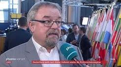 Jens Geier zur Wahl Ursula von der Leyens zur EU-Kommissionspräsidentin am 16.07.19