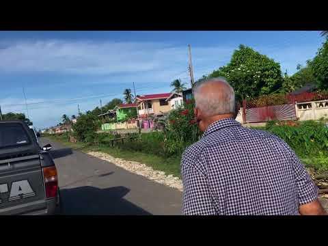 Guyana East Coast Demerara Triumph Village JAN 2018