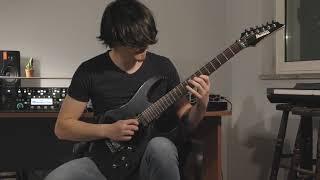 Dream Theater - Room 137 Solo (Brian Belloni)