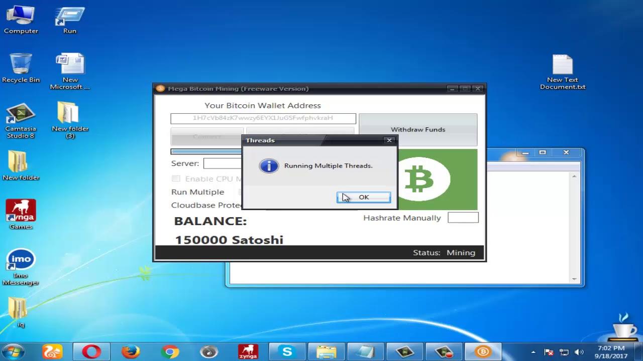miner bitcoin parsisiųsti