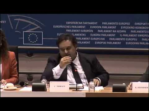 Belgacom GCHQ Affair - EP/LIBE hearing on surveillance 3 October 2013