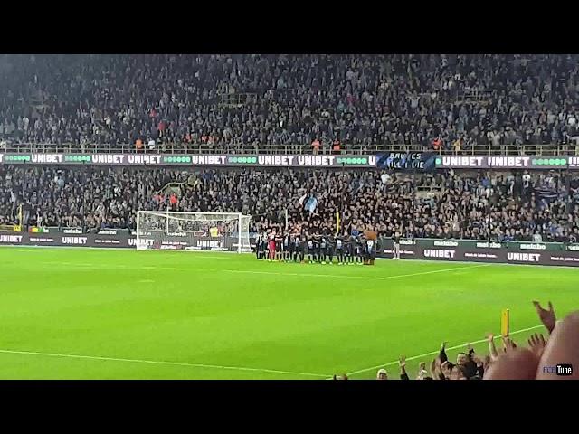 2019-2020 - Club Brugge-Anderlecht - We Are Bruges