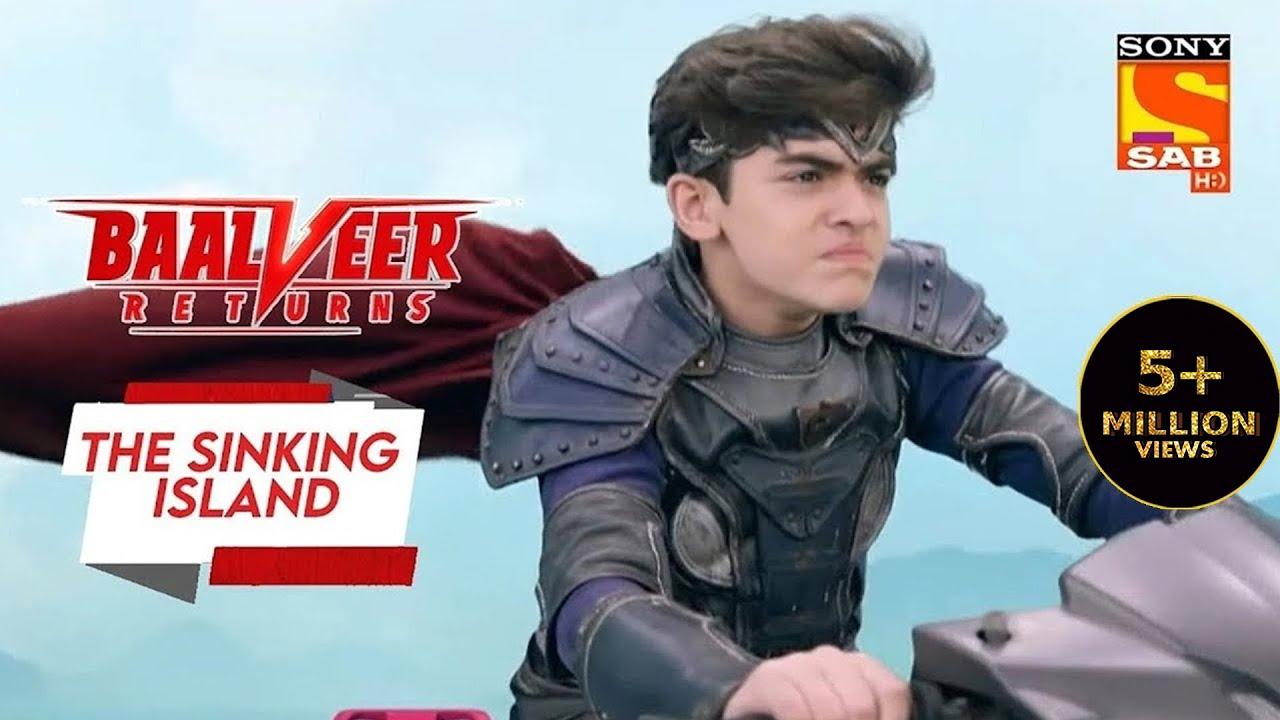 Download क्या Vivaan बचा पाएगा Baalveer और Ananya को Plane Crash से? - Baalveer Returns - The Sinking Island