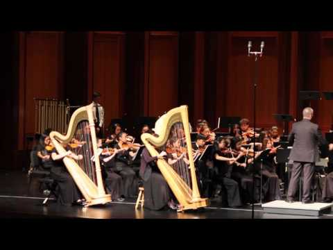 """LVYO Spring Concert 2016 Concert Strings  """"In the Company of Angels, William Hofeldt"""""""