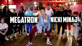 Megatron - Nicki Minaj. Choreography danced by Jade Chynoweth.
