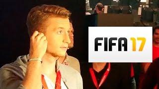 GAMESCOM 2016 / EA — Ройс из Боруссии на презентации FIFA 17 и другие новинки от Electronic Arts