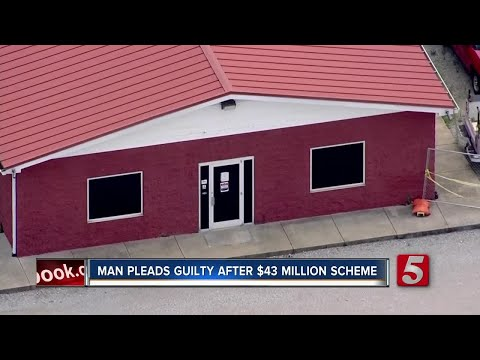 Man Pleads Guilty To Fraud After $43 Million Scheme