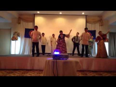 Team Philippines Presentation - ASEAN Youth Exchange 2013