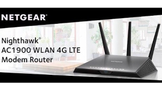 teil 2: Review R7100LG Nighthawk LTE Router