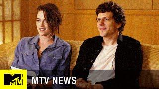 Kristen Stewart & Jesse Eisenberg Take A Spy Entrance Exam | MTV News