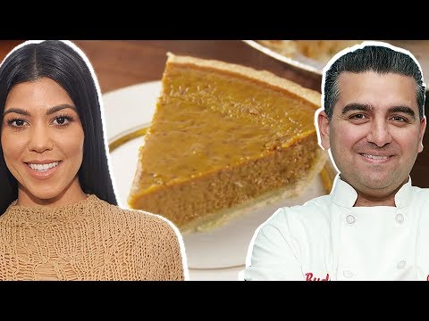 Buddy Valastro Vs. Kourtney Kardashian: Whose Pumpkin Pie Is Better?