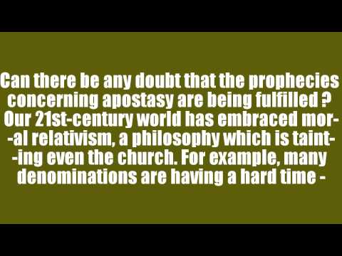 """Christians and atheists, """"Have any aspects of end times prophecy been fulfilled?"""""""