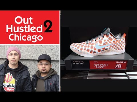 OUT HUSTLED 2 EP #3 - NIKE FACTORY SOURCING + MEETUP!