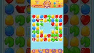 CANDY RAIN 4 | GAME LEVEL 1-5 | KID GAME