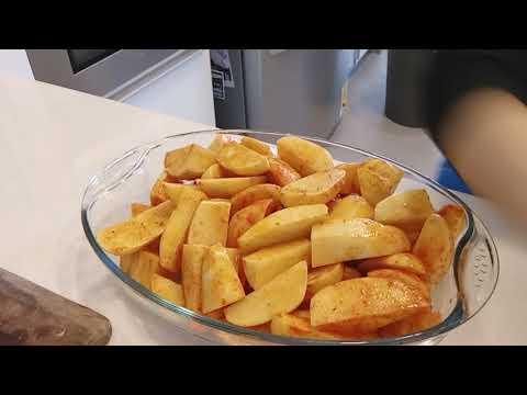 איך מכינים תפוח אדמה עם טריק סרטון מקוצר