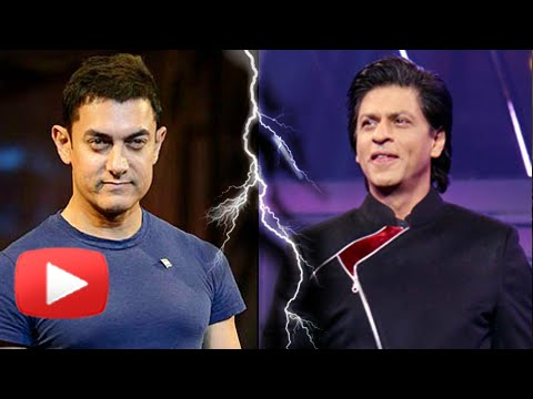 Aamir Khan, Shahrukh Khan BIG FIGHT On Independence Day, August 15th