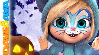 🎃 Halloween Songs | Nursery Rhymes and Halloween Songs for Kids by Dave and Ava 🎃